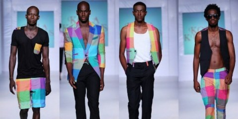 Kola Kuddus collection at MTN LFDW 2012