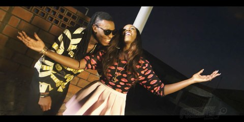 solidstar ft. tiwa savage baby jollof video