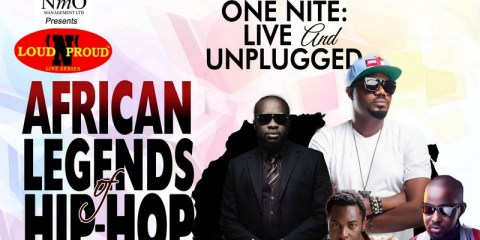 one nite live and unplugged african legends of hip-hop