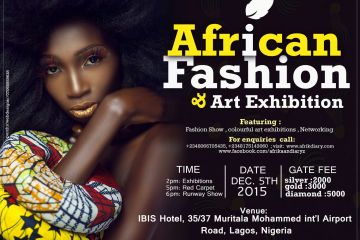 African Fashion & Art Exhibition 2015 #afae2015