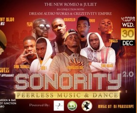 SONORITY 2.0 (PEERLESS MUSIC & DANCE)