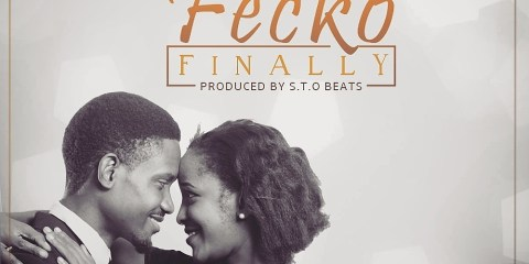 Fecko - Finally cover
