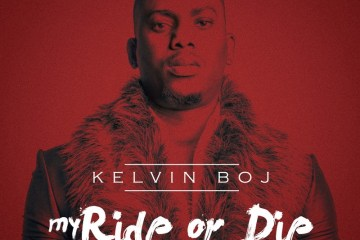 Kelvin Boj - My Ride Or Die cover