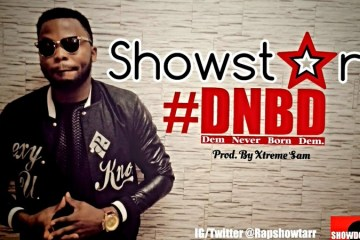 Showstarr - Dem Never Born Dem cover