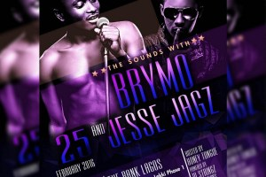 The PLAT4M with Brymo and Jesse Jagz