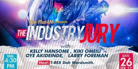 The Plat4m The Industry Jury