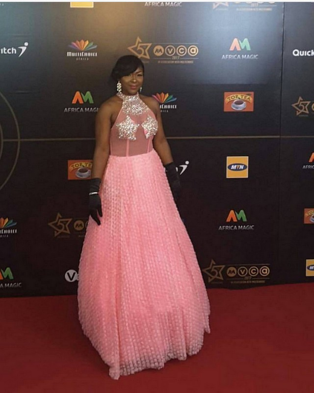 AMVCA 2017 Susan Peters