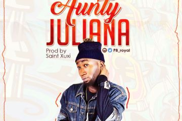 P8 - Aunty Juliana