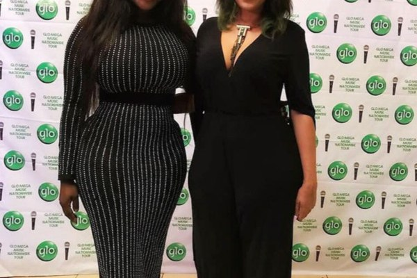 Mercy Johnson & Juliet Ibrahim