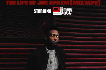 Terry Tha Rapman The Life Of Joe Spazm front cover
