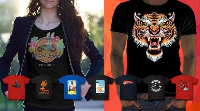 T-Shirts by Mr. Sid