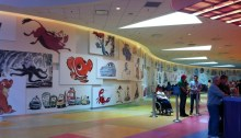 Disney's Art of Animation Lobby
