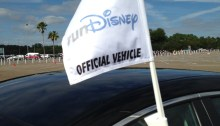 My car was turned into an official Run Disney car.