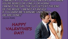 Scandal Valentine's Day Cards