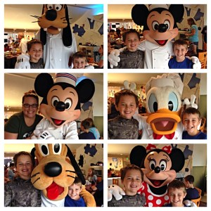 Chef Mickey's Character Breakfast