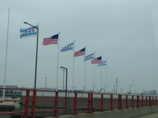 Chicago Flags!