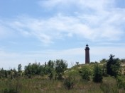 Little Sable Point Lighthouse in Mears, Michigan.