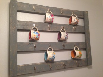 Starbucks Coffee Mug Display
