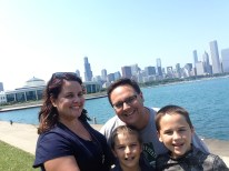 Chicago selfie!