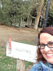 The Gilmore House in Stars Hollow.