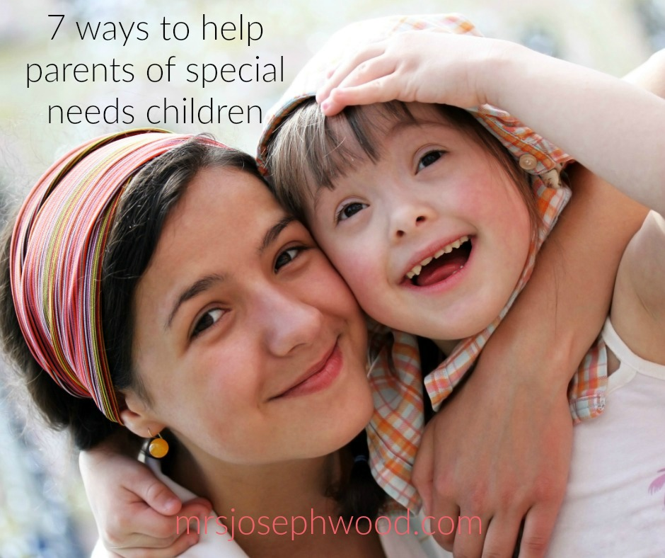 7 ways to help children