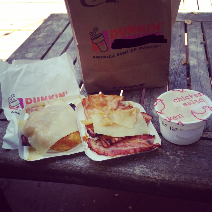 Low carb Dunkin Donuts