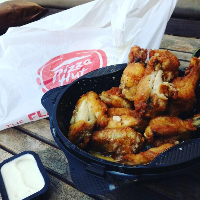 Keto Pizza Hut Wings