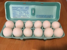 Keto Hard Boiled Eggs Raw