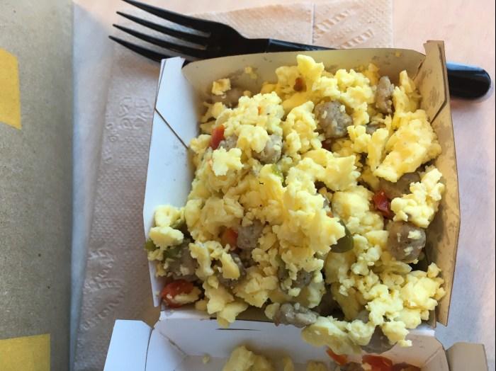 Low Carb McDonalds Breakfast Burritos (No Tortilla)