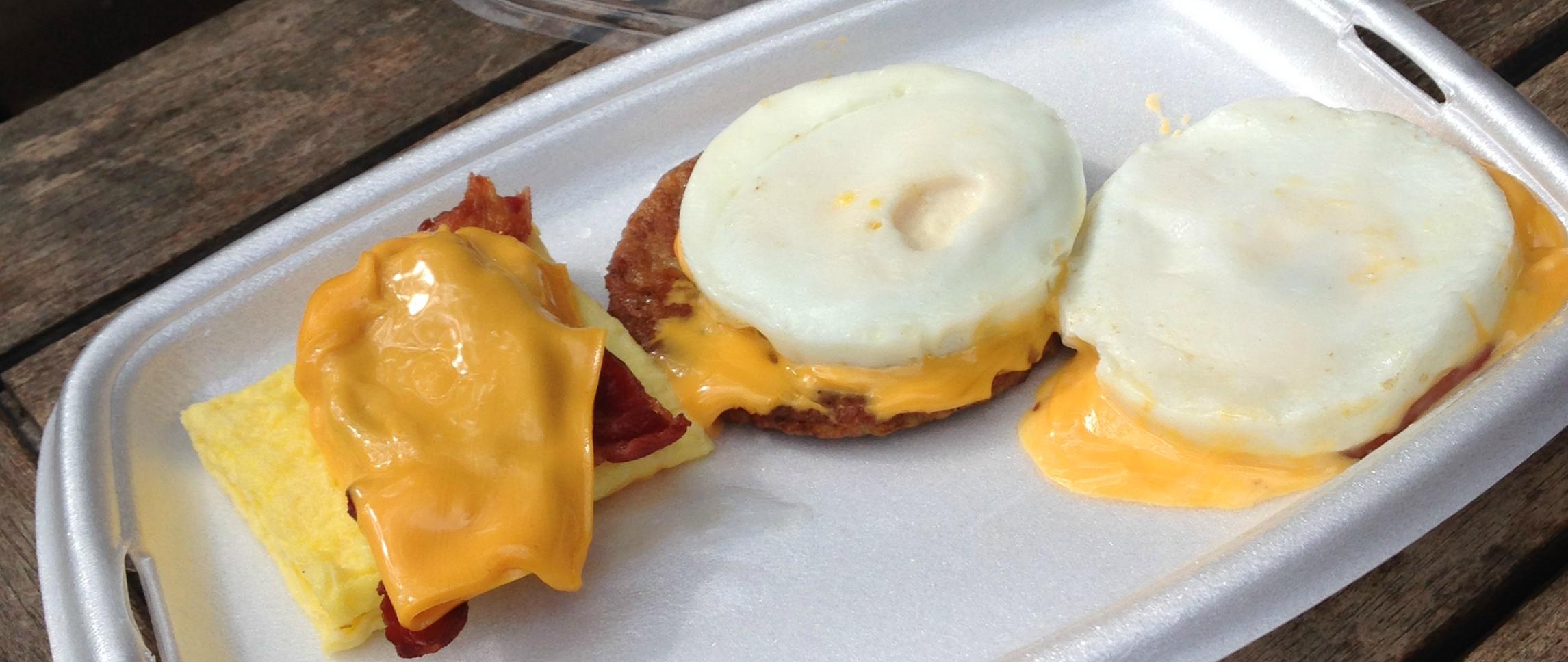 low carb mcdonald's breakfast guide – mr. skinnypants