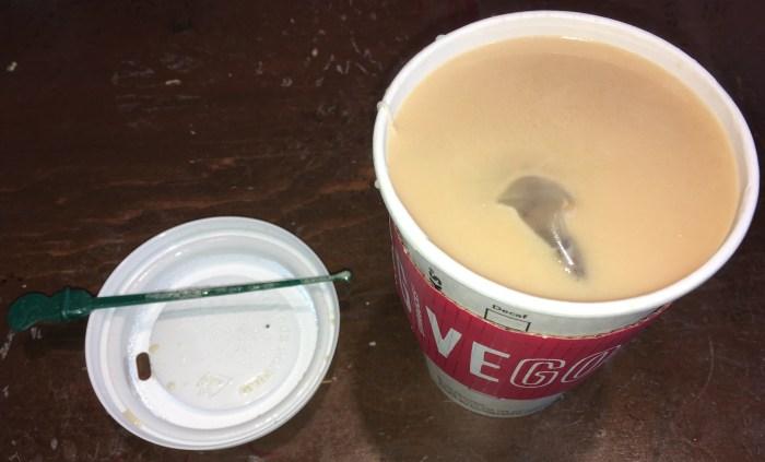 Low Carb Starbucks Drinks - Chai Tea Latte