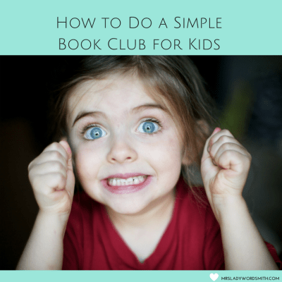 How to Do a Simple Book Club for Kids