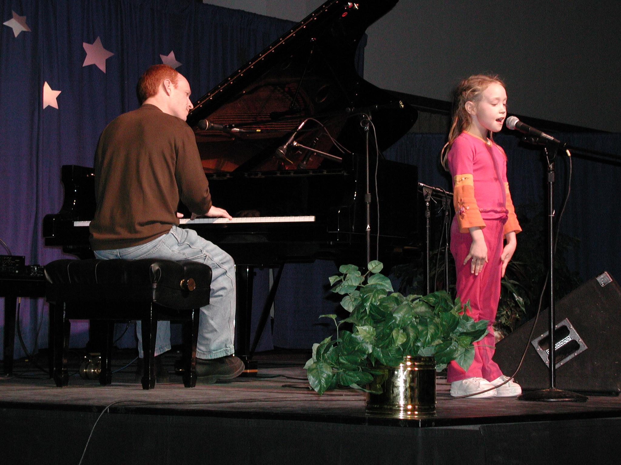 Jon and Annie Schmidt Perform