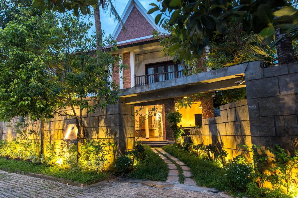 吳哥窟住宿 Charming Angkor Residence (Chez moi)