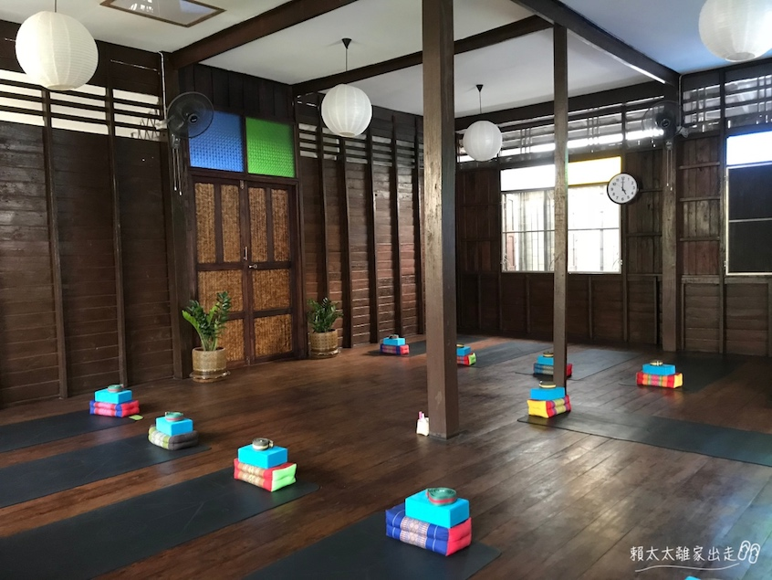 清邁瑜珈 Hidden House Yoga Chiang Mai