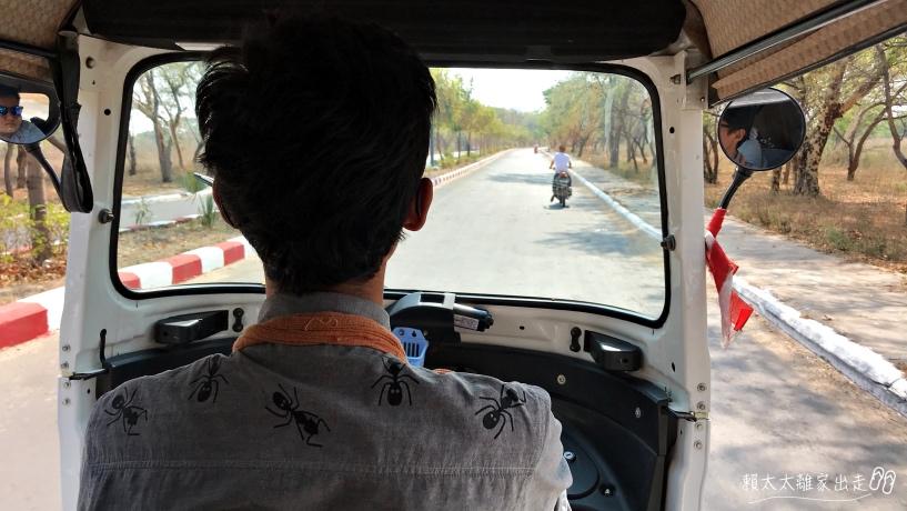 Myanmar Tuktuk