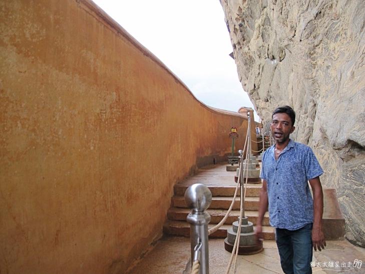 sigiriya (Mirro Wall)