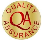 Quality Assurance badge