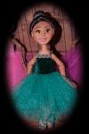 Ballerina Hunter Green Jocelyn