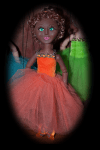 Ballerina Orange Fiona