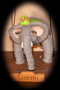 Elephant Sammi Saxophone