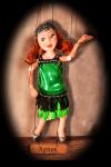 Flapper Green Agnes