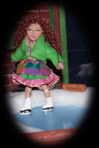 Skater Ice Samantha