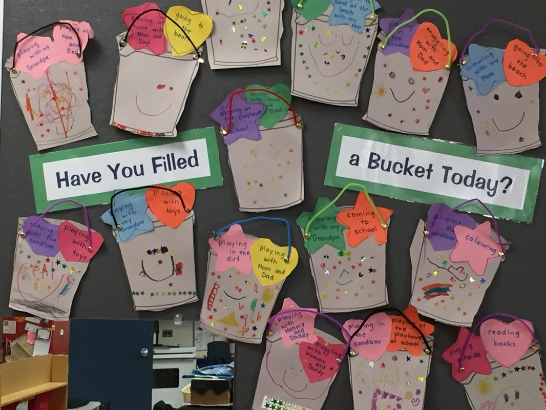 Let S Be Bucket Fillers
