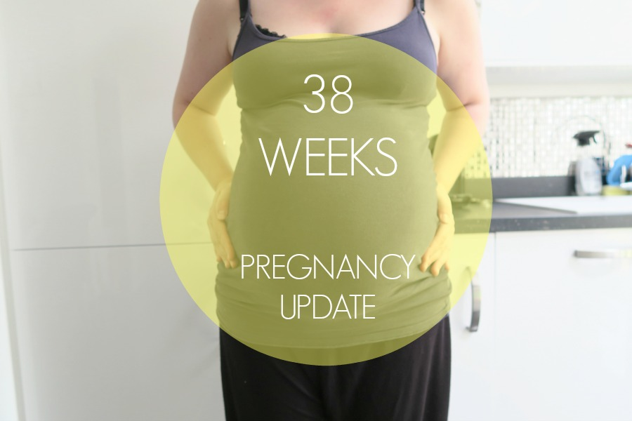 38 Week Pregnancy Update