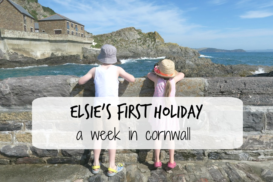 Elsie's First Holiday – A Week in Cornwall