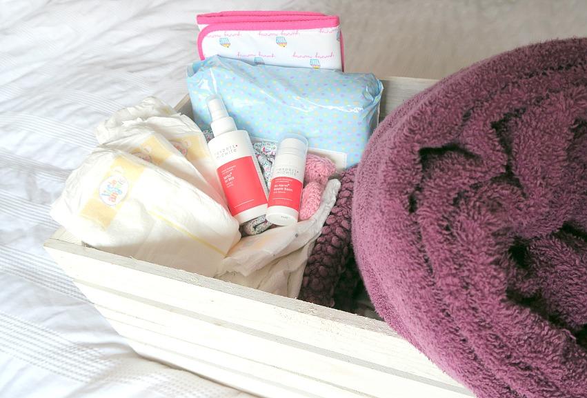 home birth box