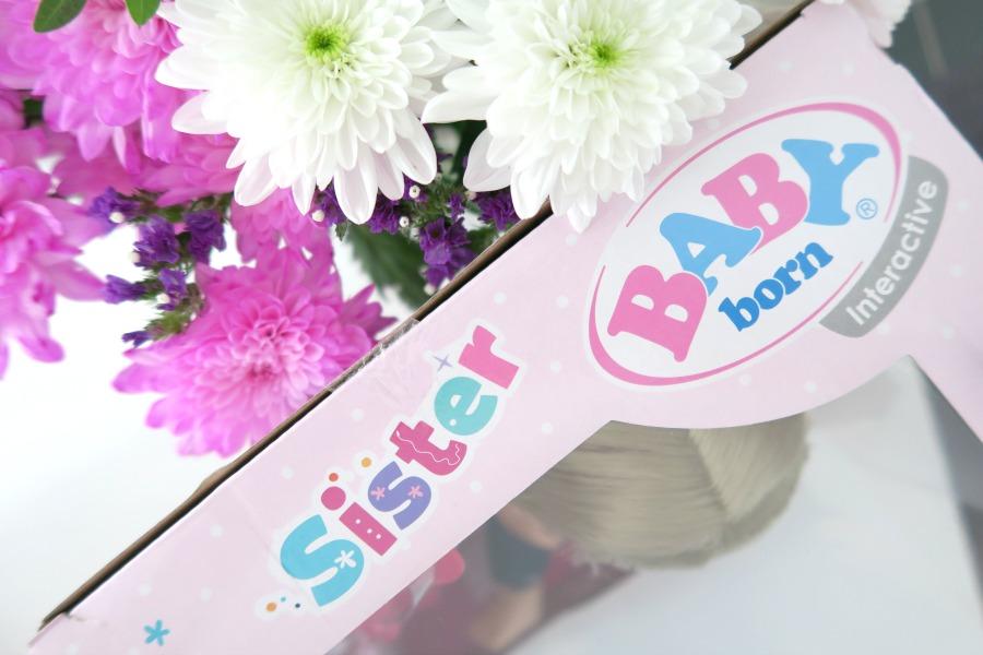 baby born sister