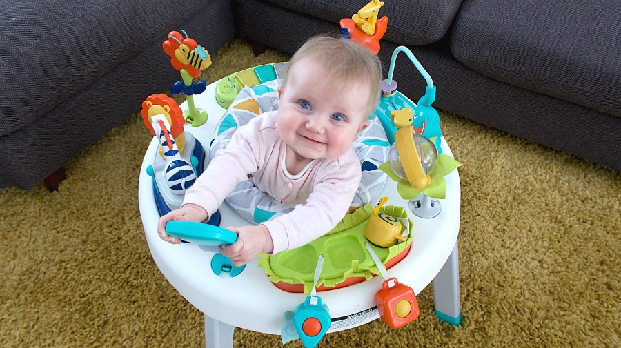 fisher-price activity centre