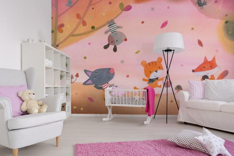 wallpaper wall murals
